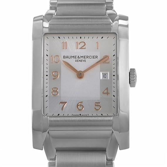 Baume y Mercier Hampton cuarzo mujer reloj moa10020 (Certificado) de segunda mano