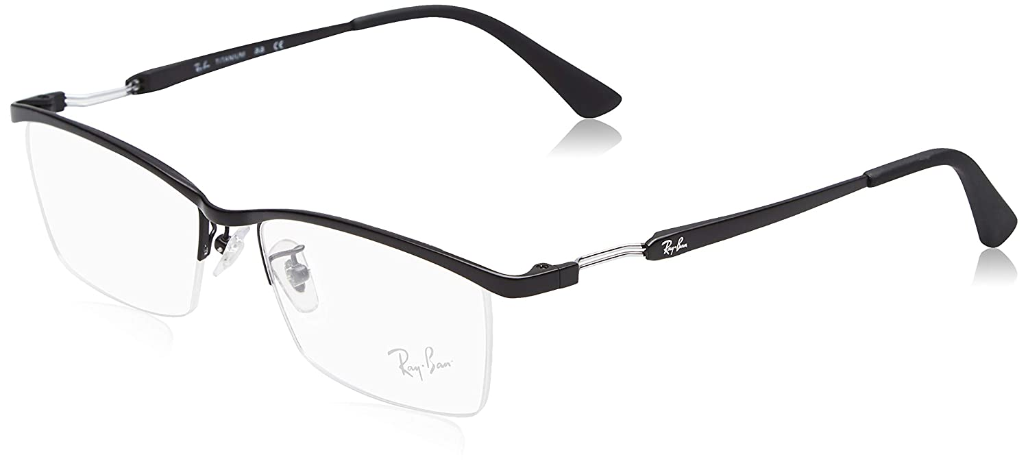 Amazon.com: Ray-Ban rx8746d – 1074 Eyeglasses 55 mm: Clothing