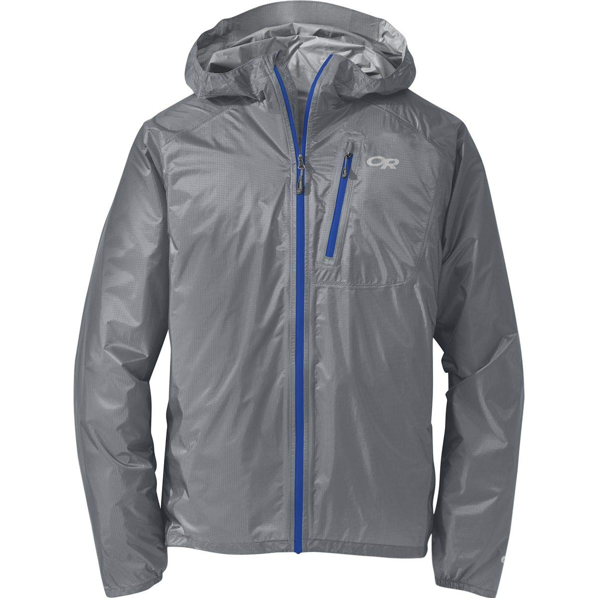 Outdoor Research Helium II Men's Jacket: Light Pewter, MD by Outdoor Research