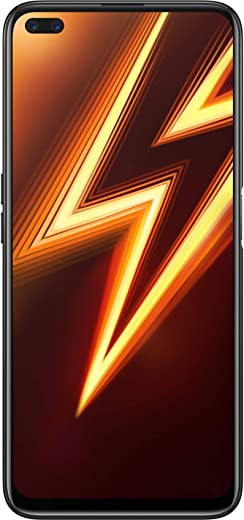 Realme 6 Pro (Lightening Orange, 128 GB) (6 GB RAM)