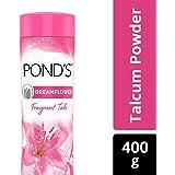 POND'S Dreamflower Fragrant Talc, Pink Lilly, 400g