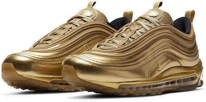 Amazon.com: Nike Air Max 97 Gold Medal 2020 CT4556-700 US ...