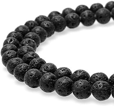 bracelet 10 perles Oeil de Chat 12mm couleur mixte 12 mm perle creation bijoux