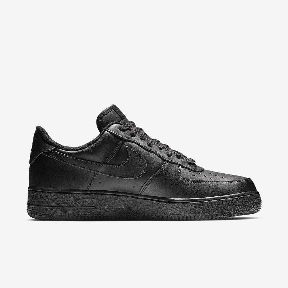 Nike Air Force 1 Men's Sneakers BlackBlack 315122 001