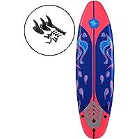 Grande Juguete 6' Surfboard Surf Ocean Beach Foamie Boards Great For All Surfing Skill Levels