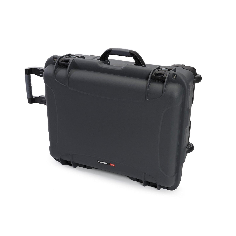 Nanuk 950 Case with foam (Graphite) [並行輸入品]   B019SZ5HGO