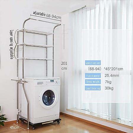 Machine shelf Lavadora de piso de múltiples funciones en rack de ...