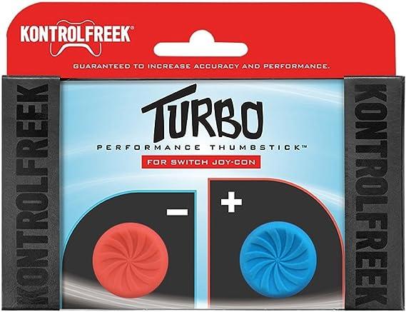 KontrolFreek Turbo Performance Thumbsticks para Nintendo Switch ...