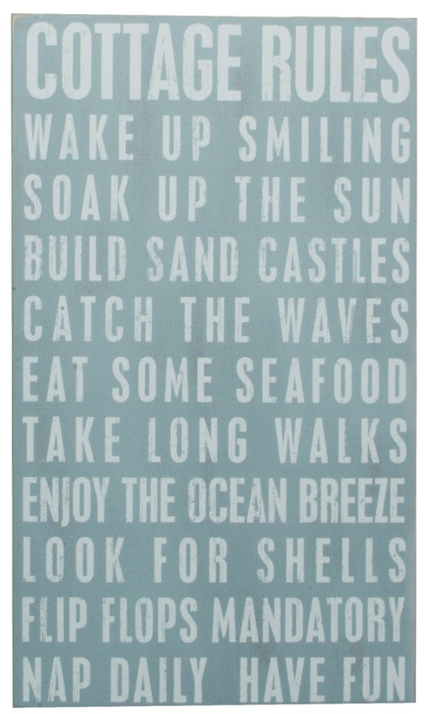 Primitives by Kathy 17819 Beach-Inspired Box Sign, 30' x 6' x 1.75', Let's Do Sunset 30 x 6 x 1.75 Let's Do Sunset