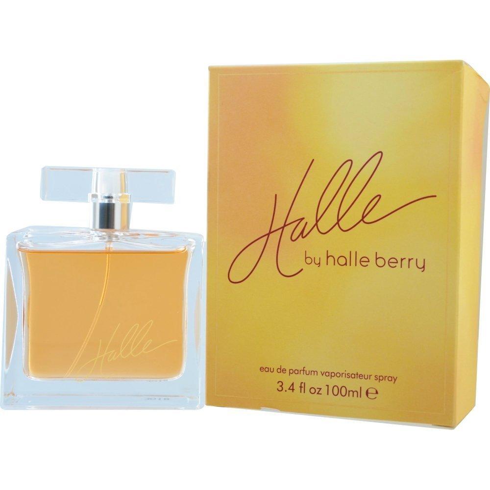 Halle Berry Halle Eau de Parfum Spray for Women, 3.4 Ounce