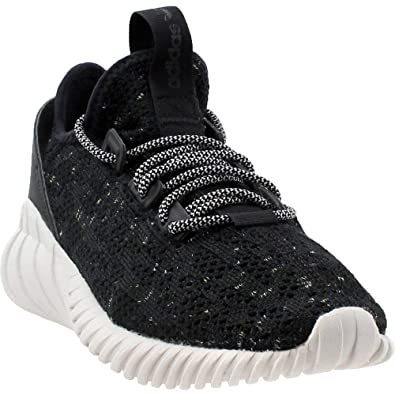 info for 43a05 b219d adidas Tubular Doom Sock Primeknit Mens in Core Black/White, 8.5