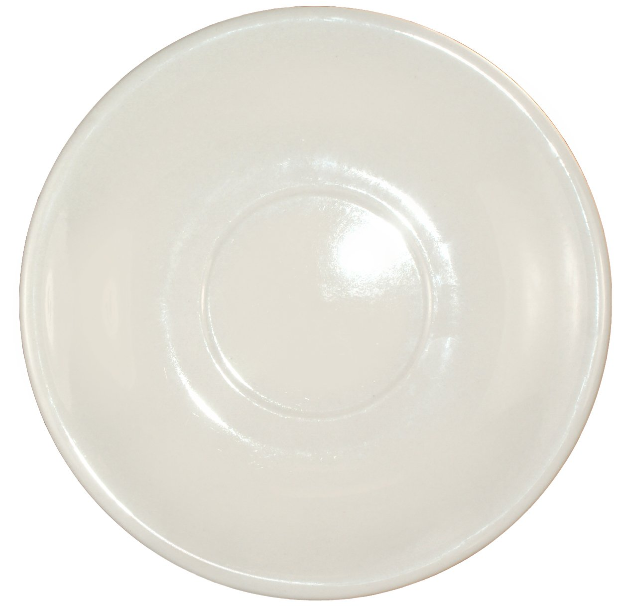 ITI-RO-36 Roma 5.188-Inch After Dinner Saucer, 36-Piece, American White