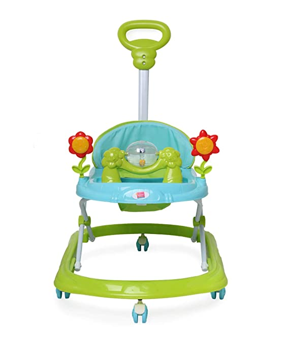 Morisons* babydreams Baby Walker (Green)