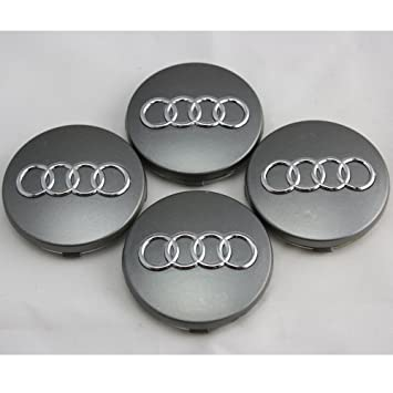 Audi A4, A6, TT, A8 (A2, A3, RS4, RS6 rueda centro tapa tapacubos 4B0601170: Amazon.es: Coche y moto