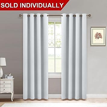 Room Darkening Curtain Window Panel