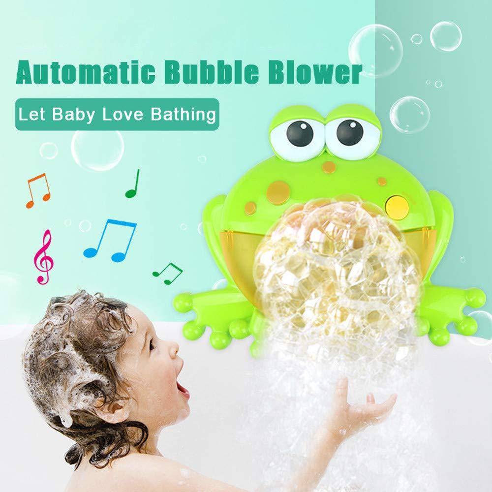 Giocattolo del Bagno Bambini Giochi per Il Bagnetto Bambino Giocattoli da Bagno Macchina A Bolle 30 Musica Mambain Giocattolo Bagno Bolle