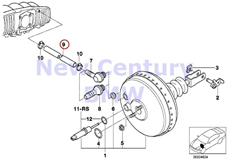 All 95 318i Engine Diagram Hose