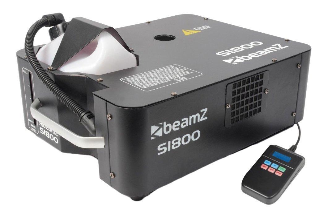 Beamz Machine à brouillard 2 voies DMX 1800W 425m³/m 160493