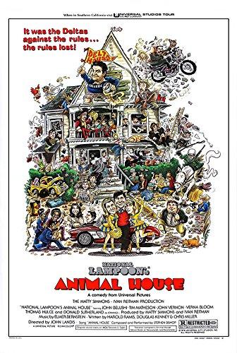 - Animal House (John Belushi) - (24