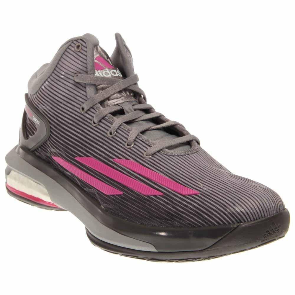adidas Men's C75902 B00OJP2XAW 7.5 M US|Grey/Pink/White