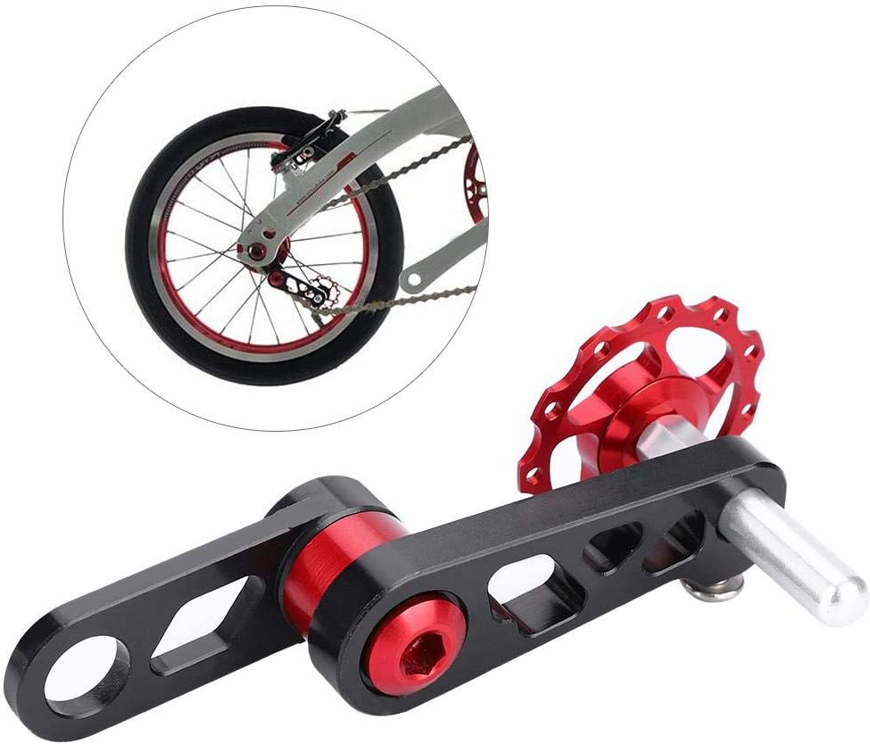 bicycle chain adjuster tensioner aluminum alloy bolt for bike single speed BIZY