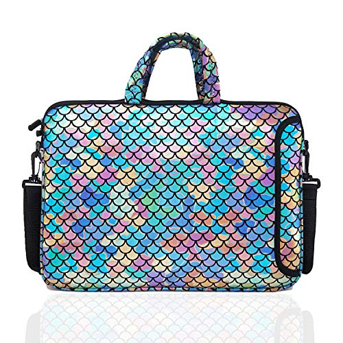 (10.5-Inch Laptop Ipad Shoulder Carrying Bag Case Sleeve for 9.6
