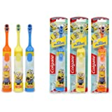 Colgate Minions Battery Toothbrush (Assorted)