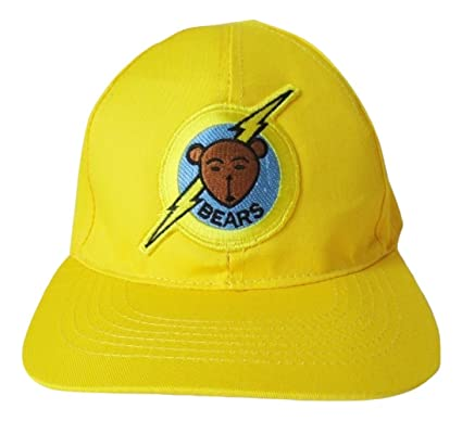 Bad News Bears Baseball Hat Adjustable Buckle Slide New Stitch Cap ... 928981c0e11