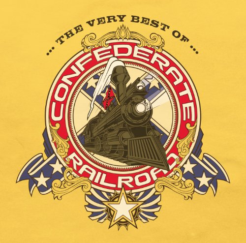 The Very Best of Confederate Railroad by Rhino