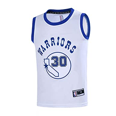 bb16f40715c Amazon.com  Outerstuff Youth 8-20 Golden State Warriors  30 Stephen Curry  Jersey for Boys  Clothing
