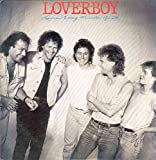 Loverboy - Lovin' Every Minute Of It - Columbia - FC 39553 - Canada VG++/VG++ LP