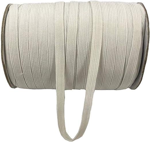 Cordón elástico trenzado/cinta elástica/banda elástica/bobina de ...