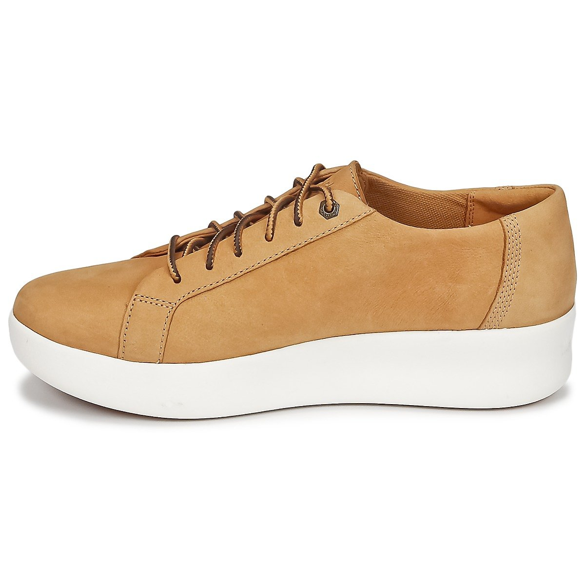 Timberland BERLINPARK Leather Laceup Derby & Richelieu Donne