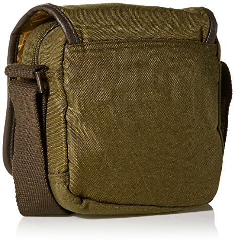 National Geographic , Borsa Messenger  verde Kaki