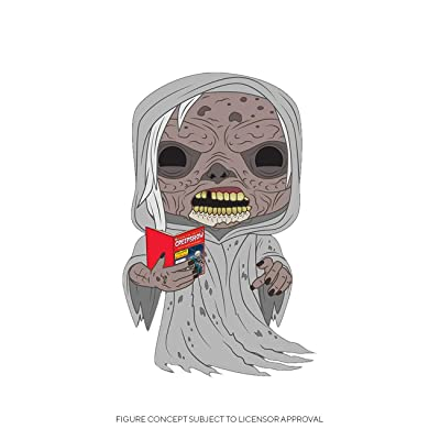 Funko Pop! TV: Creepshow - The Creep: Toys & Games