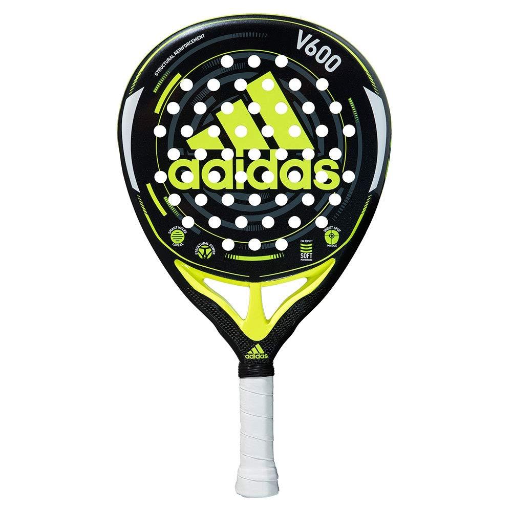 Adidas V600 Palas, Adultos Unisex, Amarillo, 375: Amazon.es: Deportes y aire libre