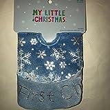 Baby Boy - ''Baby's First Christmas'' Mini Tree Skirt from Hobby Lobby