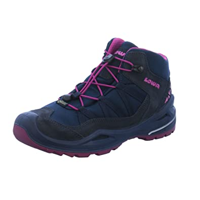 various colors special section sale retailer Lowa Kinder Bergschuhe Robin GTX® QC 640728/6951 blau 413210 ...