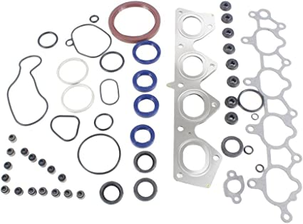 VTEC DNJ FGS2027 MLS Full Gasket Sealing Set//For 2002-2006// Honda// 2.4L// L4// 16V// DOHC// K24A1//