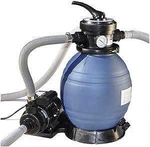 Swimline 71225 12 in Sand Filter Combo-0.33 Hp, Filtration, Multi
