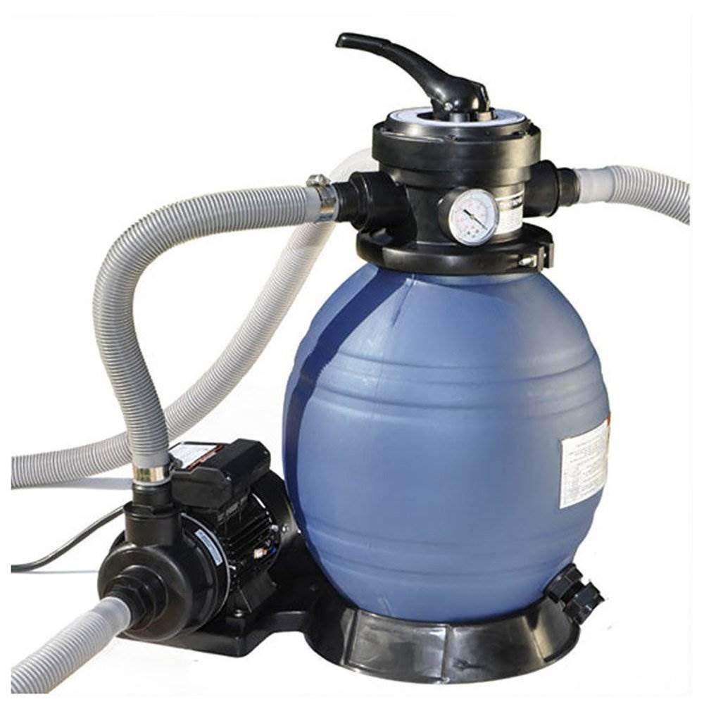 Sand Master Soft Sided Above Ground Pool Sand Filter System by Sand master