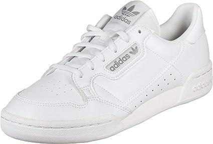 36 Adidas Originals Blancgris J Cuir 80 Continental 23 Un 0vnON8mw