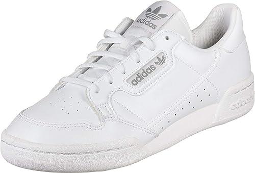 glatt preiswert kaufen so billig adidas Continental 80 Jungen Sneaker Weiß