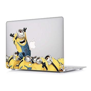 L2W Funda Dura para Apple MacBook Air 13,3 Pulgadas (Old ...
