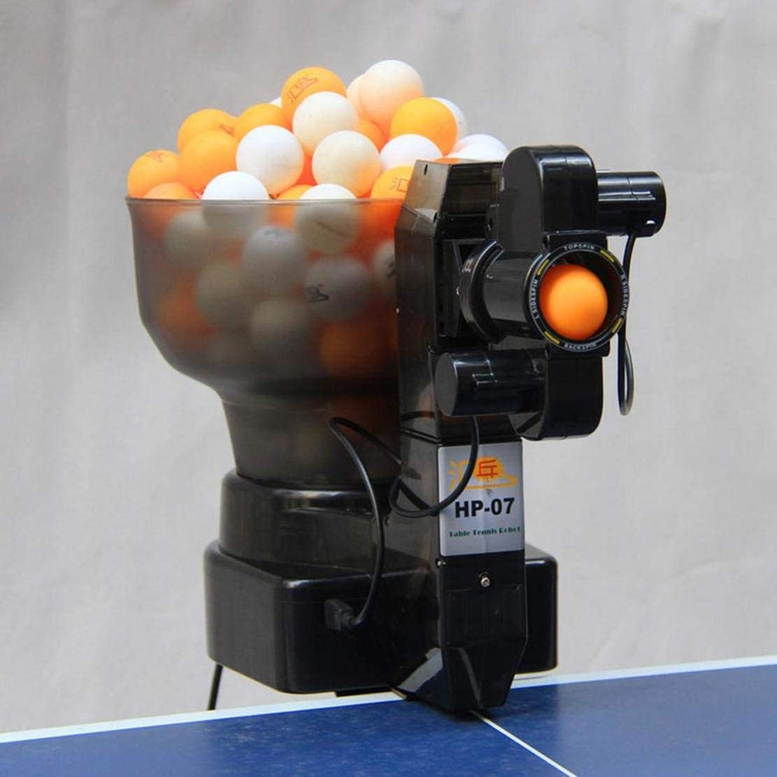 Adoner HP-07 Ping Pong Automatic Ball Machine Table Tennis Robots Ball Machine