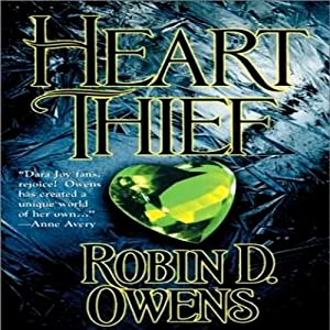 Heart Thief Audiobook