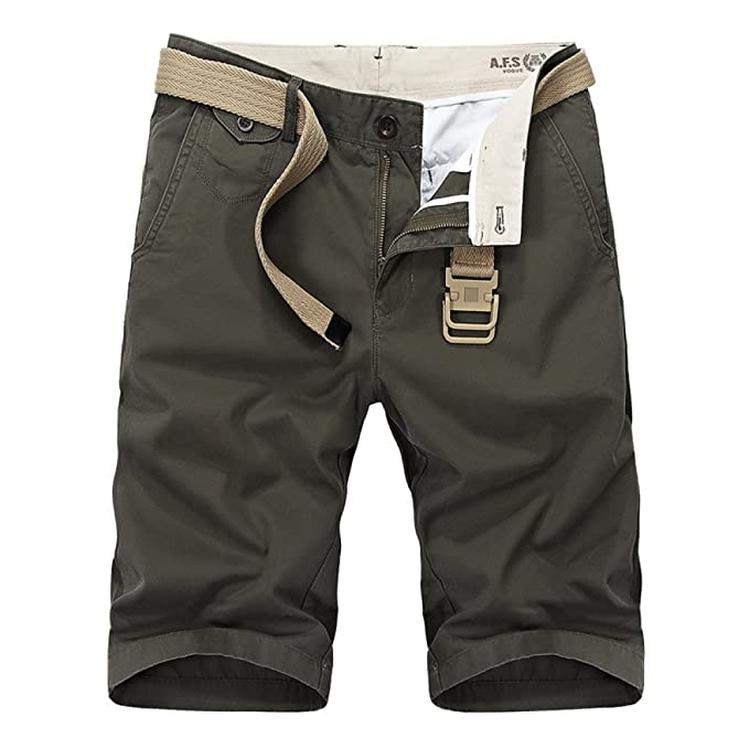 Algodón Shorts Verano Hombres Bermuda Gtyw Beach Casual jSUzGLqMVp