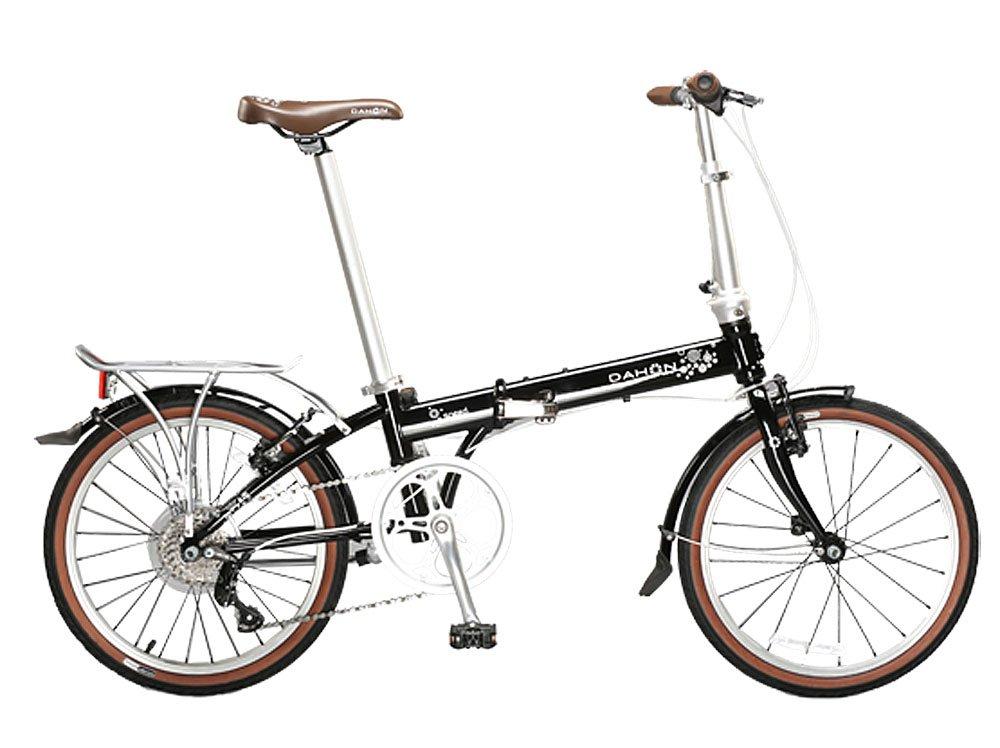 DAHON(ダホン) 折りたたみ自転車 Speed D7 Obsidian Black Folding Bike Bicycle 並行輸入 B00JJQ3CJC