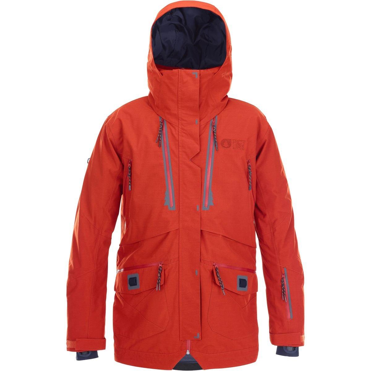 画像有機Central Jacket – Men 's B077H31NF1  レンガ Medium