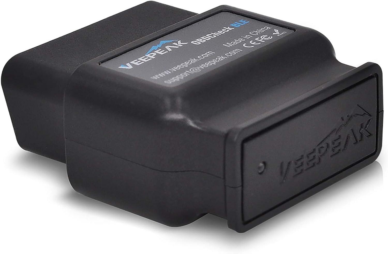Veepeak BLE OBD2 Bluetooth Scanner